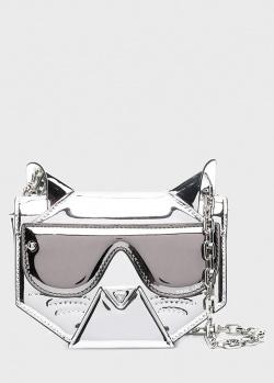 Сумка кросс-боди Karl Lagerfeld Cyber Choupette, фото