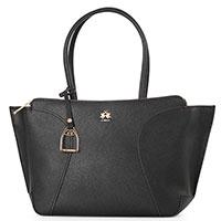 Деловая сумка Lа Martina Margarita в черном цвете, фото
