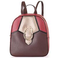 Рюкзак Lа Martina Sancha из бордовой кожи, фото