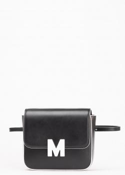 Поясная сумка MSGM черного цвета, фото
