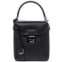 Маленькая сумка Lancaster Claudia черного цвета, фото