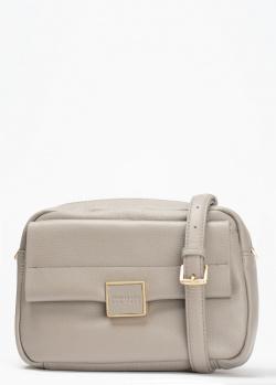Светло-серая сумка Kenneth Cole Christie с регулируемым ремнем, фото