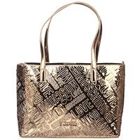 Женская сумка Love Moschino с фирменным тиснением, фото