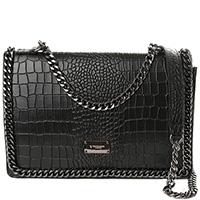 Женская сумка Trussardi с декором-цепью, фото