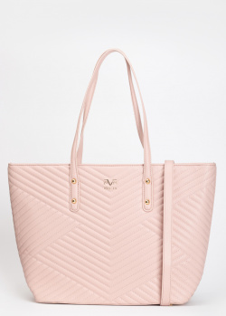 Сумка-шоппер 19V69 Italia розового цвета, фото