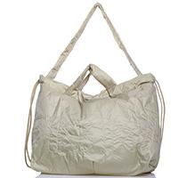 Текстильная сумка Vic Matie оливкового цвета, фото