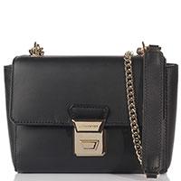 Черная сумка Lancaster Parisienne Gena кросс-боди, фото