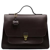 Сумка-портфель Ripani коричневого цвета, фото