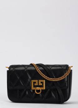 Маленькая сумка Givenchy с геометрической стежкой, фото
