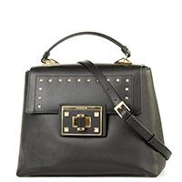 Сумка-портфель Cromia Allure черного цвета, фото