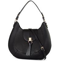 Черная сумка Cromia Frida Joy на одно отделение, фото