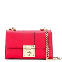 Красная сумка Twin-Set на цепочке, фото