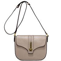 Женская сумка Gianni Chiarini Preziosa из глянцевой кожи, фото