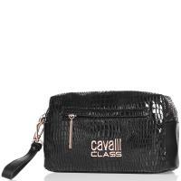 Клатч Cavalli Class Thea черного цвета, фото