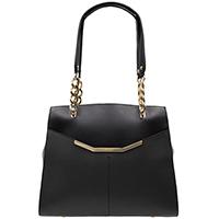 Черная сумка Ripani Rienza с карманом на внешней стороне, фото