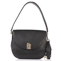 Женская сумка Furla в черном цвете, фото