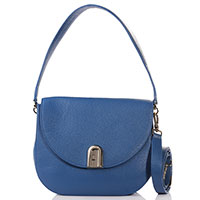 Женская сумка Furla синего цвета, фото