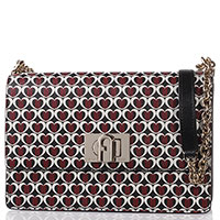 Женская сумка Furla с узором, фото