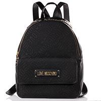 Рюкзак Love Moschino черного цвета, фото