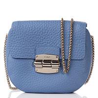 Сумка Furla голубого цвета, фото