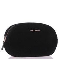 Поясная сумка Coccinelle в черном цвете, фото