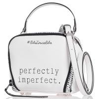 Белая сумка Tosca Blu с принтом, фото