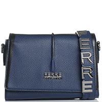 Маленькая сумка Ferre Collezioni Amur синего цвета, фото