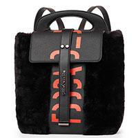 Рюкзак Tosca Blu черного цвета, фото