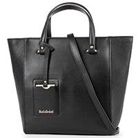 Черная сумка Baldinini Jasmine со съемным плечевым ремнем, фото