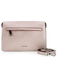 Розовая сумка Cromia Perla со съемным ремнем, фото
