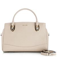 Деловая сумка Cromia Mina из мелкозернистой кожи, фото