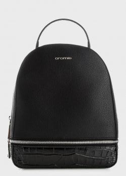 Черный рюкзак Cromia Mali с нижним отделением, фото