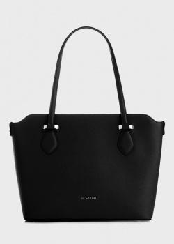 Деловая сумка Cromia Perla черного цвета, фото