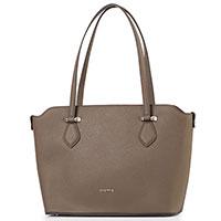 Деловая сумка Cromia из кожи с тиснением сафьяно, фото