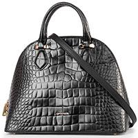 Женская сумка Cromia с крупным тиснением, фото