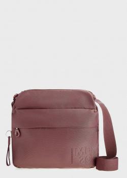Прямоугольная сумка Mandarina Duck MD розового цвета, фото