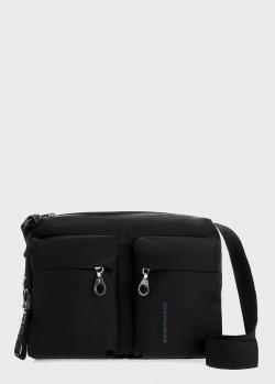 Черная сумка Mandarina Duck MD из текстиля, фото