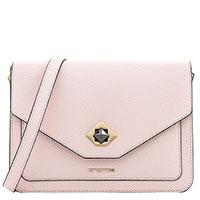 Розовая сумка Cromia Mina со съемным ремнем, фото
