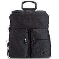 Рюкзак Mandarina Duck черного цвета, фото
