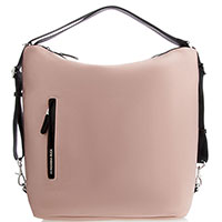 Рюкзак-трансформер Mandarina Duck розового цвета, фото