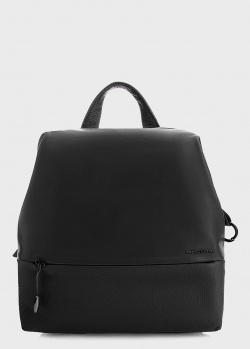 Рюкзак из кожи Mandarina Duck Athena черного цвета, фото