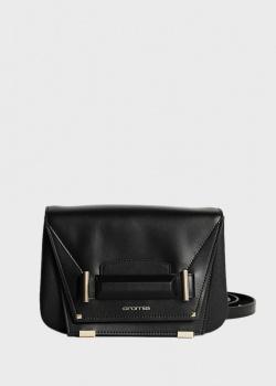 Сумка кросс-боди Cromia Avantgarde черного цвета, фото