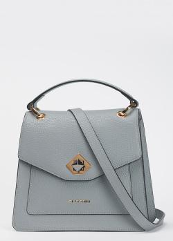 Серая сумка Cromia со съемным ремнем, фото