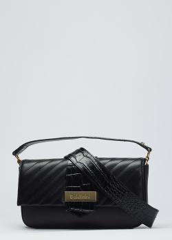 Черная сумка Baldinini Lea из кожи, фото