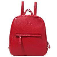 Сумка-рюкзак Amo Accessori Comfort красного цвета, фото