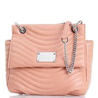 Маленькая сумка Blumarine Sophie на цепочке с декоративной стежкой, фото