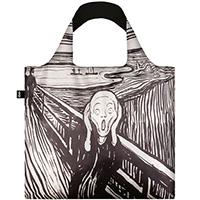 Эко-сумка Loqi Museum Edvard Munch The Scream, фото