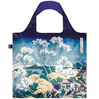 Сумка для шопинга Loqi Museum Hokusai Fuji from Gotenyama, фото