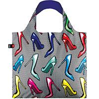 Эко-сумка для шопинга Loqi Pop Высокие каблуки, фото