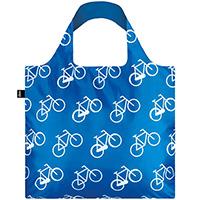 Сумка для покупок Loqi Travel с велосипедами, фото